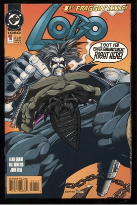 Picture of LOBO (1993) #1 9.4 NM