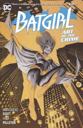 Picture of BATGIRL TP VOL 05 ART OF THE CRIME