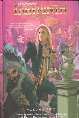 Picture of JIM HENSON LABYRINTH CORONATION HC VOL 02