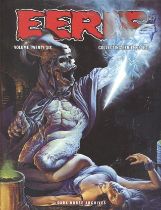 Picture of EERIE ARCHIVES HC VOL 26