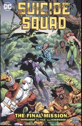 Picture of SUICIDE SQUAD TP VOL 08 THE FINAL MISSION
