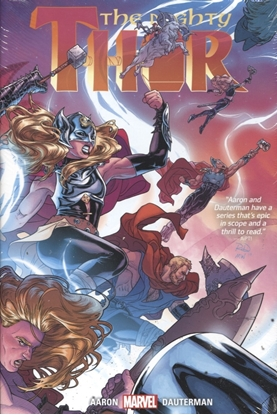 Picture of THOR BY JASON AARON & RUSSELL DAUTERMAN HC VOL 3