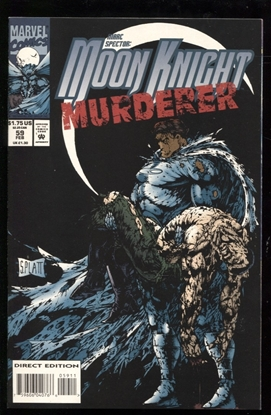 Picture of MOON KNIGHT (1989) #59 9.4 NM