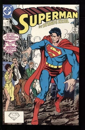 Picture of SUPERMAN (1987) #10 9.6 NM+