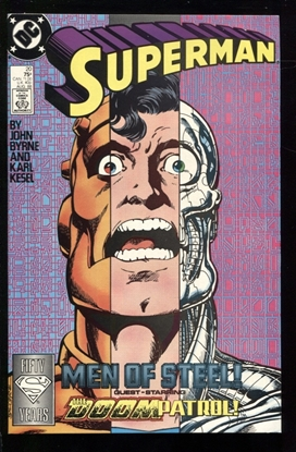 Picture of SUPERMAN (1987) #20 9.6 NM+