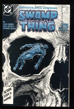 Picture of SAGA OF THE SWAMP THING (1982) #56 9.6 NM+