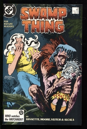 Picture of SWAMP THING (1982) #59 9.2 NM-
