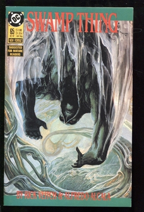 Picture of SWAMP THING (1982) #65 9.4 NM
