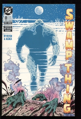 Picture of SWAMP THING (1982) #69 9.4 NM