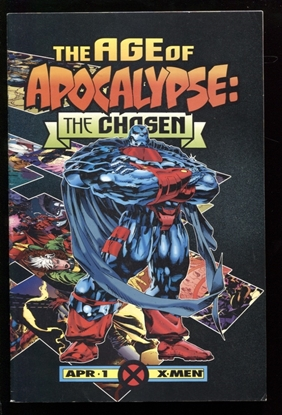 Picture of X-MEN AGE OF APOCALYPSE THE CHOSEN #1 7.5 VF-