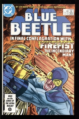Picture of BLUE BEETLE (1986) #2 9.6 NM+