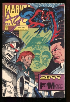 Picture of MARVEL AGE (1983) #125 6.0 FN