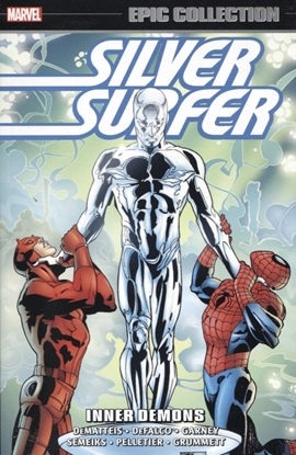 Picture of SILVER SURFER EPIC COLLECTION TPB INNER DEMONS