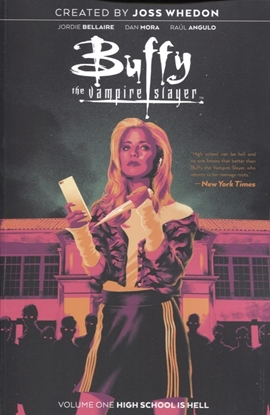 Picture of BUFFY THE VAMPIRE SLAYER TP VOL 01