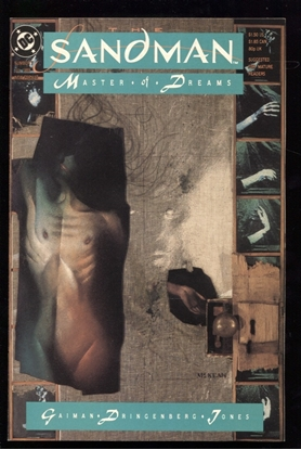Picture of SANDMAN (1989) #7 9.4 NM