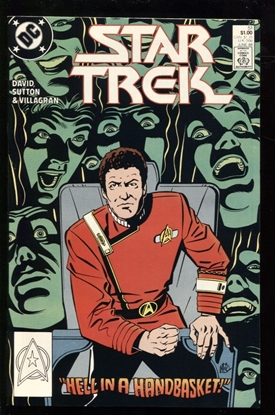 Picture of STAR TREK (1984) #51 9.6 NM+