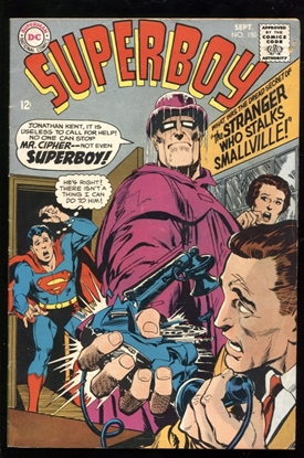 Picture of SUPERBOY (1949) #150 5.0 VG/FN