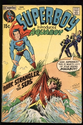 Picture of SUPERBOY (1949) #171 5.0 VG/FN