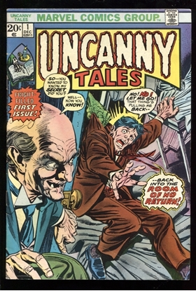 Picture of UNCANNY TALES (1973) #1 5.5 FN-