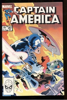 Picture of CAPTAIN AMERICA (1968) #287 9.4 NM