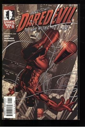 Picture of DAREDEVIL (1998) #1 8.5 VF+