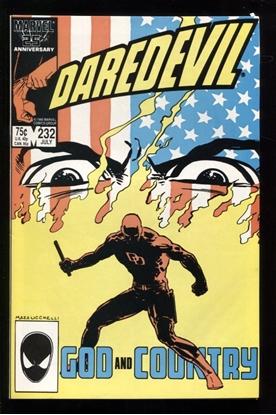 Picture of DAREDEVIL (1964) #232 9.6 NM+