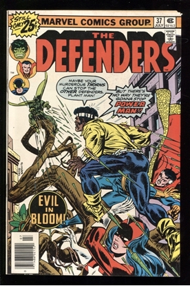 Picture of DEFENDERS (1972) #37 8.0