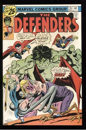 Picture of DEFENDERS (1972) #35 7.0 FN/VF