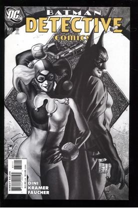 Picture of DETECTIVE COMICS  (1937) #831 9.2 NM-