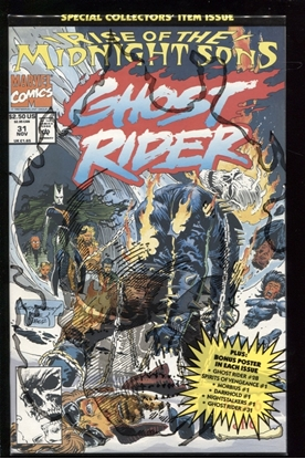 Picture of GHOST RIDER (1990) #31 9.4 NM