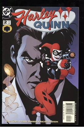 Picture of HARLEY QUINN (2000) #2 9.4 NM