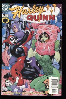 Picture of HARLEY QUINN (2000) #3 9.4 NM