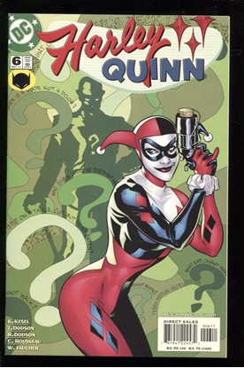Picture of HARLEY QUINN (2000) #6 9.6 NM+