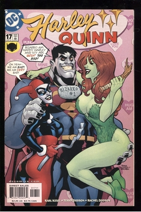 Picture of HARLEY QUINN (2000) #17 8.0 VF