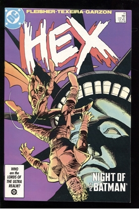 Picture of HEX (1985) #11 9.6 NM+