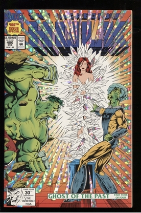 Picture of INCREDIBLE HULK (1962) #400 9.0 VF/NM