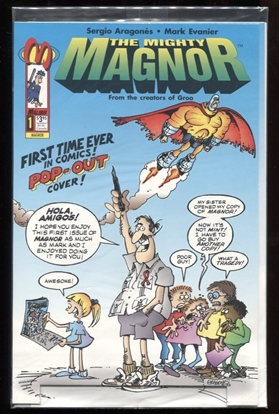 Picture of THE MIGHTY MAGNOR (1993) #1 NM