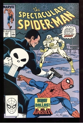 Picture of SPECTACULAR SPIDER-MAN #143 9.4 NM