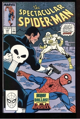 Picture of SPECTACULAR SPIDER-MAN #143 9.6 NM+