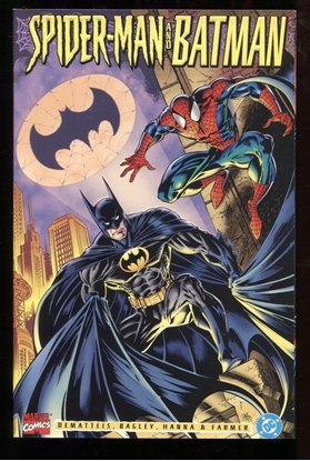 Picture of SPIDER-MAN AND BATMAN (1995) ONE SHOT 9.6 NM+