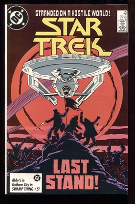 Picture of STAR TREK (1984) #29 9.6 NM+