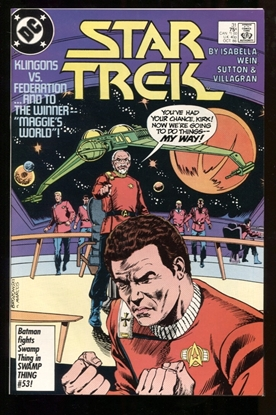 Picture of STAR TREK (1984) #31 9.6 NM+