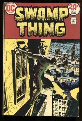 Picture of SWAMP THING (1972) #7 6.0 FN