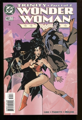 Picture of WONDER WOMAN (1987) #140 8.0 VF
