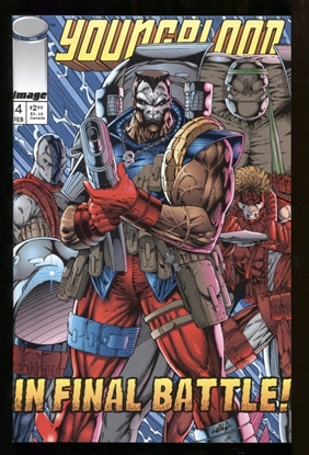 Picture of YOUNGBLOOD (1992) #4 9.6 NM+