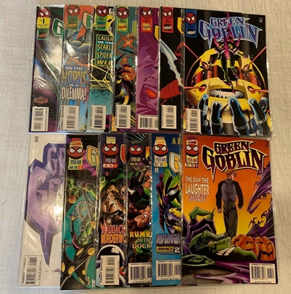 Picture of GREEN GOBLIN (1995) #1-13 SET VF/NM
