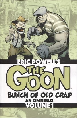 Picture of GOON BUNCH OF OLD CRAP TP VOL 01