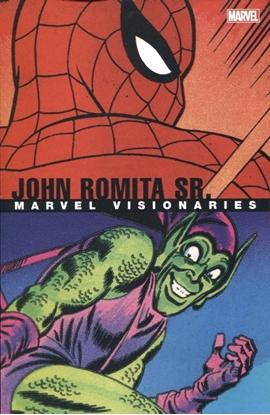 Picture of MARVEL VISIONARIES TP JOHN ROMITA SR