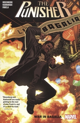 Picture of PUNISHER TP VOL 02 WAR IN BAGALIA