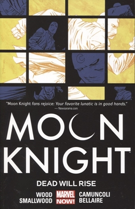 Picture of MOON KNIGHT TPB VOL 2 DEAD WILL RISE